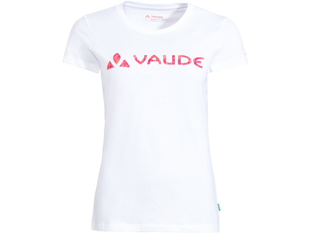 VAUDE Logo Shirt Women, white